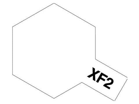 Farba akrylowa XF2 Flat white