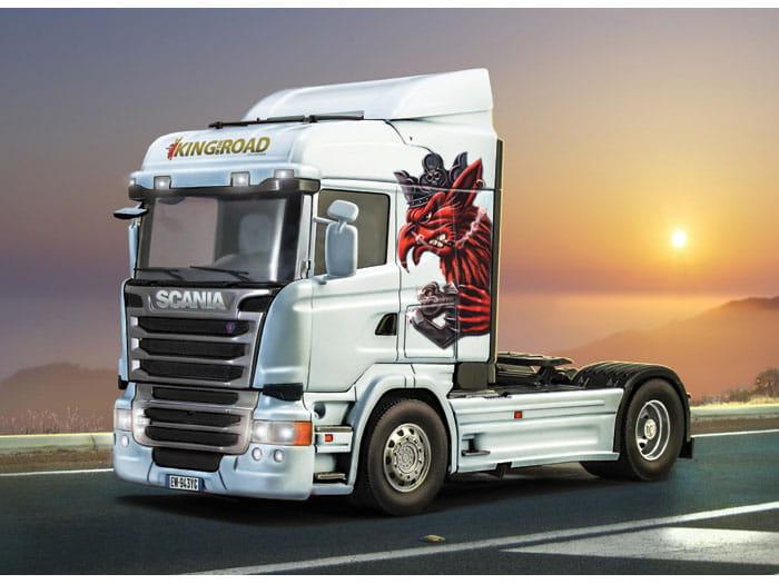 Scania R730 V8 Streamline Highline