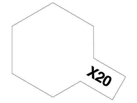 Rozcieńczalnik X20A Thinner 23ml