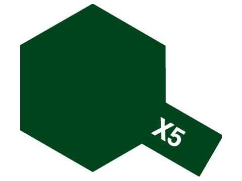 Farba akrylowa X5 Green