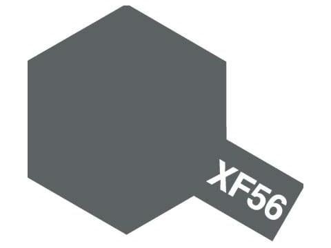 Farba akrylowa XF56 Metallic grey