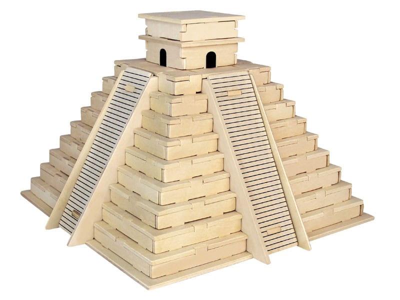 Piramida Majów w Meksyku składanka